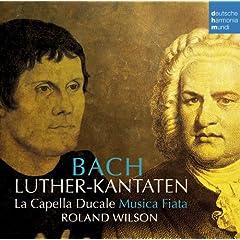 Bach: Luther-Kantaten