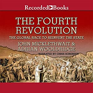 The Fourth Revolution Audiobook