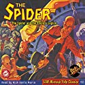 Spider #73, October 1939: The Spider (       UNABRIDGED) by Grant Stockbridge, Radio Archives Narrated by Nick Santa Maria