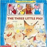 Three Little Pigs (Finger Puppet Theater)