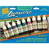 Jacquard JAC9901 Halo & Jewel Colors Lumiere Exciter Pack, 9 Color