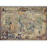Heye 29526 - Mondo Delle Pirate - Puzzle 3000 Pezzi