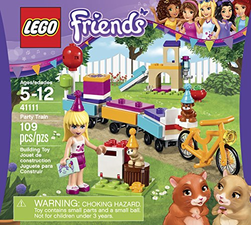 LEGO Friends Party Train 41111