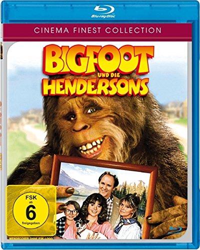 Bigfoot und die Hendersons [Blu-ray]