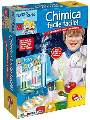 Lisciani Giochi 48977 - Piccolo Genio Chimica Facile Facile