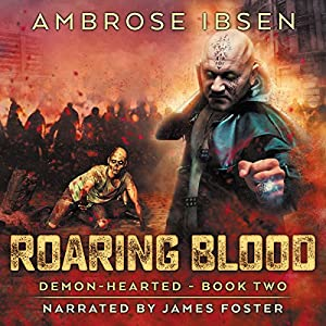 Roaring Blood Audiobook