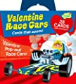 Peaceable Kingdom / Pop-Out Race Car Super Valentine Card Pack from Peaceable Kingdom