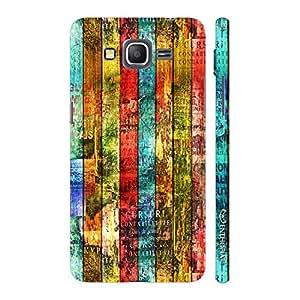 Enthopia Designer Hardshell Case Colour Wooden Grunge Back Cover for Samsung Galaxy J5