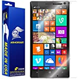ArmorSuit MilitaryShield - Nokia Lumia 930 Screen Protector Anti-Bubble Ultra HD - Extreme Clarity & Touch Responsive Shield with Lifetime Free Replacements - Retail Packaging