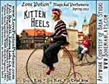 Love Potion®: Kitten Heels ~ 1/3 Fl. Oz. Concentrated Perfume Oil for Women | Lorac Palette