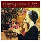 STRAUSS. The Complete Songs Vol.7. Haumer/Hughes/Vignoles