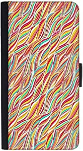 Snoogg Vector Seamless Abstract Hand Drawn Pattern Graphic Snap On Hard Back ...