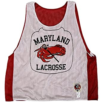 Maryland Crab Lacrosse Pinnie by Tribe Head Lacrosse