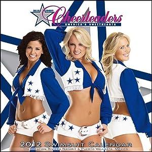 Dallas Cowboy Cheerleaders 2012 Poster Calendar