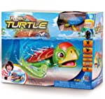 Zuru Robo Turtle Playset Lifelike Rob...
