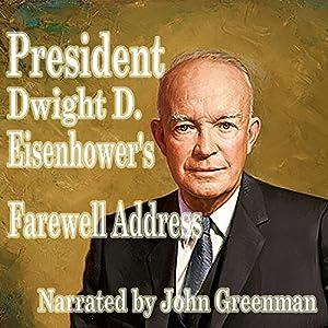 President Dwight D. Eisenhower's Farewell Address Audiobook