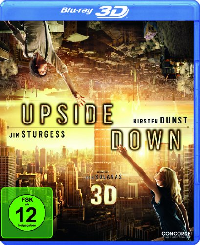 Upside Down  (inkl. 2D-Version) [3D Blu-ray]