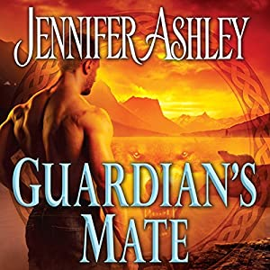 Guardian's Mate: Shifters Unbound Series, Book 9 Audiobook