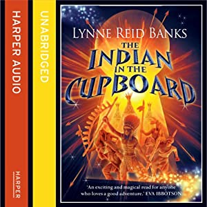 The Indian in the Cupboard Audiobook