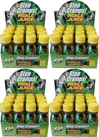 Pickle Juice Shots - 48 Count Case 4/12 Retail Ready 12packs