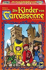 Hans im Glück 48199 - Die Kinder von Carcassonne, Kinderspiel