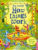 img - for See Inside How Things Work (Usborne Flap Book) book / textbook / text book