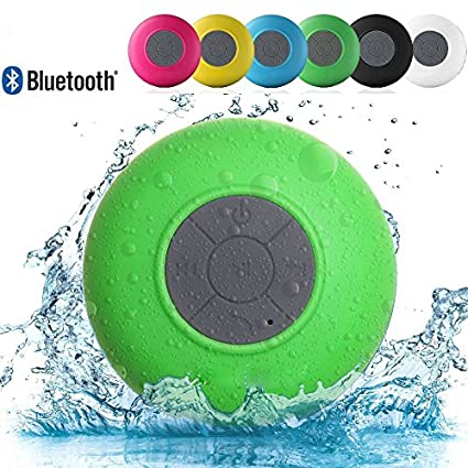Link+-Shower-Water-Resistant-Bluetooth-Speaker