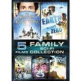 5-Film Family Sci-Fi [DVD] [2012] [Region 1] [US Import] [NTSC]
