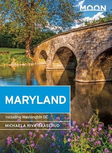 Moon Maryland (Moon Handbooks)