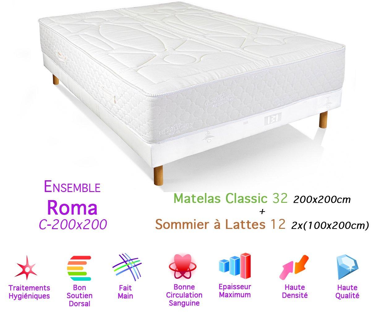 Roma-Set Classic, inkl. 32 12/200 x 200 cm günstig bestellen