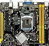 BIOSTAR Intel H81チップセット搭載 LGA1150 Micro ATXマザーボード H81MHV3(R07) ランキングお取り寄せ