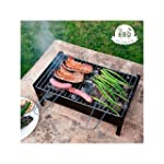 Portable BBQ Grill Charcoal Barbecue...