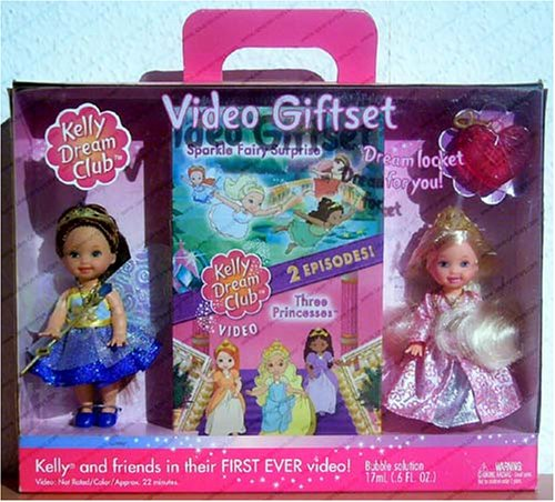 Barbie 2002 - Kelly - Kelly Dream Club - Kelly