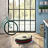 bobsweep standard robotic vacuum cleaner and mop champagne