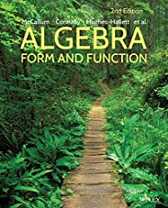 Algebra: Form and Function, 2nd Edition