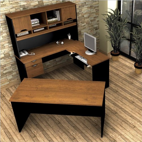 L Shaped Desk With Hutch July 2012 If Finding The Best