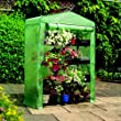 Gardman 7600 4-Tier Mini Greenhouse