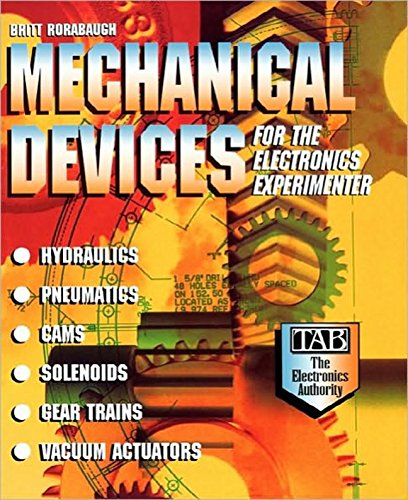Mechanical Devices For The Electronics Experimenter