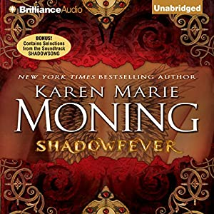 Shadowfever Audiobook