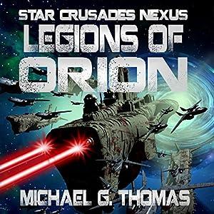 Legions of Orion Audiobook