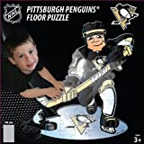 Pittsburgh Penguins NHL Giant Size 3 Feet Jig Saw Floor Puzzle (30 Pieces) at Amazon.com