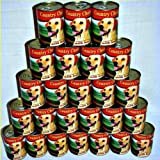 BULK DEAL 48 Tins Country Choice Value Complete Beef Tinned Wet Dog Food (48 x 400g)