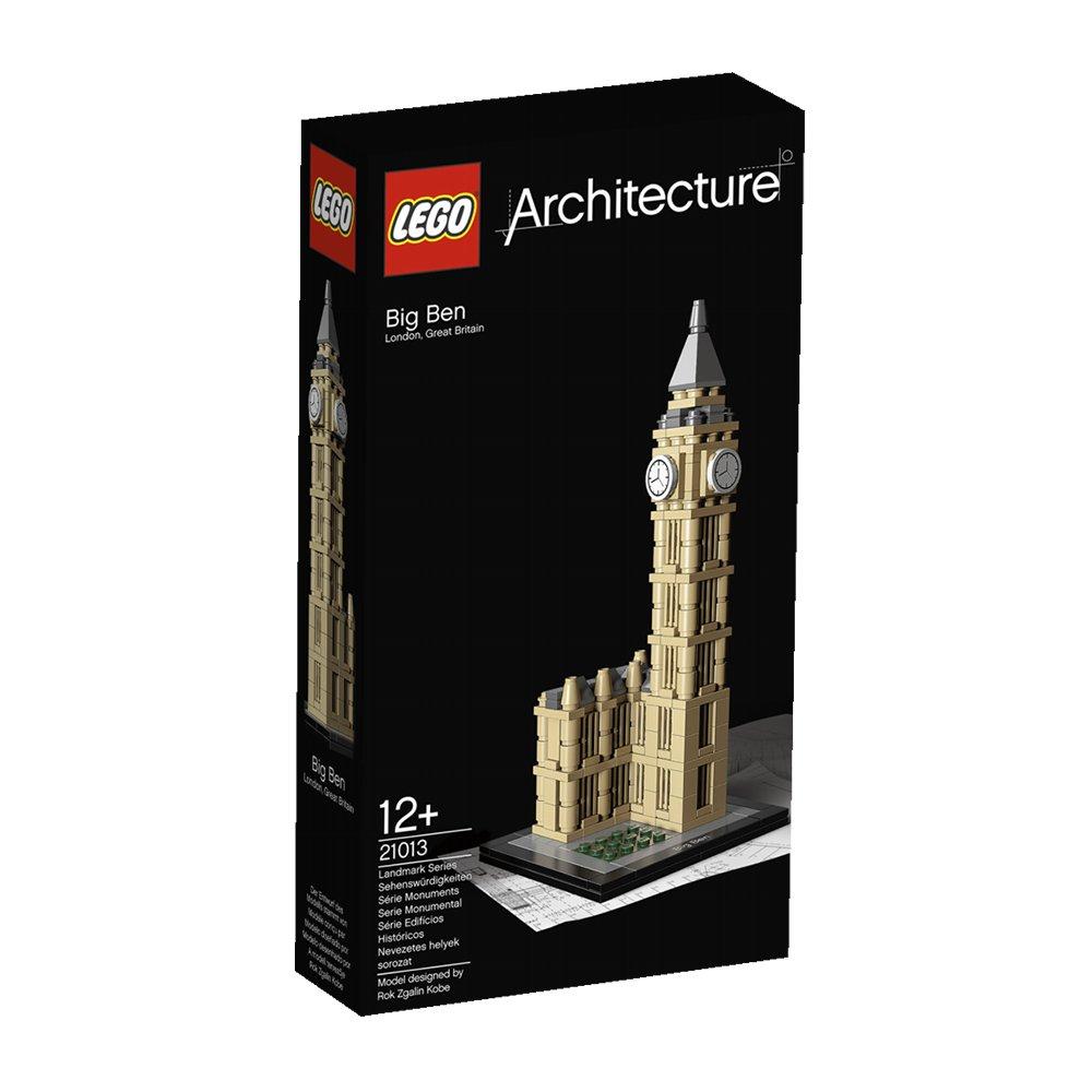 LEGO Architecture  Big Ben