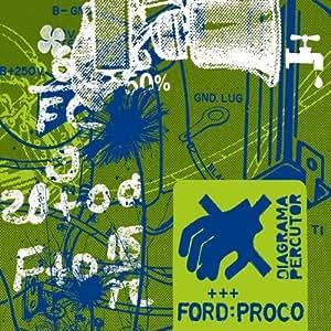 Ford Proco - Diagrama Percutor - Amazon.com Music