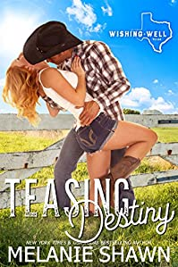 Teasing Destiny by Melanie Shawn ebook deal