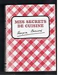 Mes secrets de cuisine