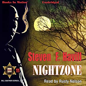 Night Zone: Posadas County Mystery, Book 19: Bill Gastner, Book 11 | [Steven F. Havill]
