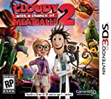 Cloudy Chance Meatballs 2 3DS - Nintendo 3DS