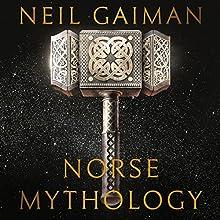 Norse Mythology Audiobook by Neil Gaiman Narrated by Neil Gaiman