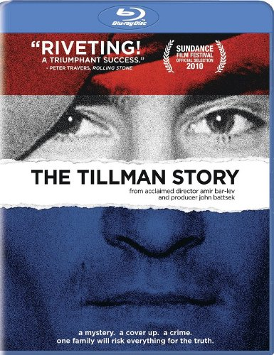 Cover art for  The Tillman Story [Blu-ray]